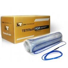 Комплект теплого пола Logic Technology Prim (двухжильный мат) 0,5 кв.м 75 Вт